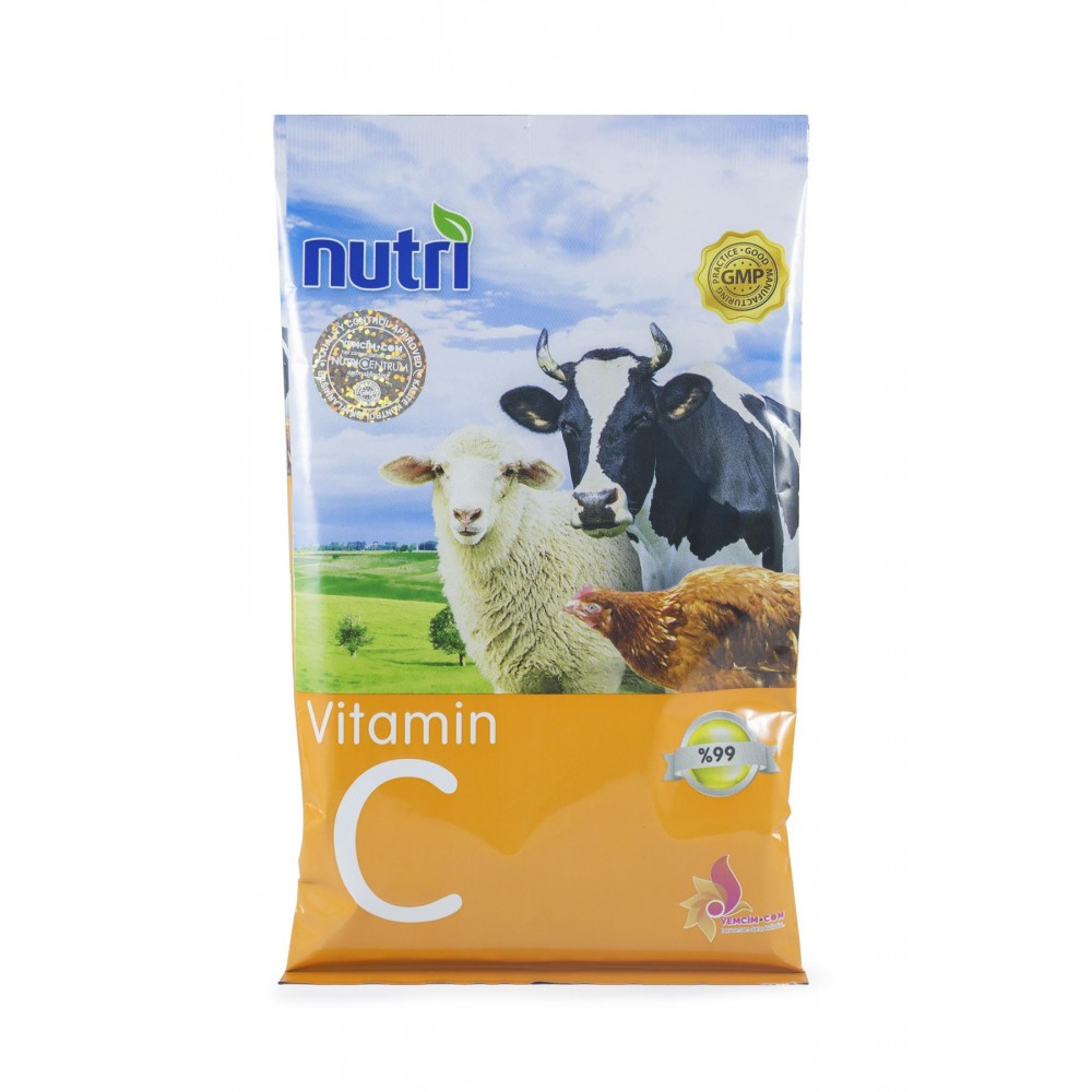 Nutri Vitamin C %99 250 gr