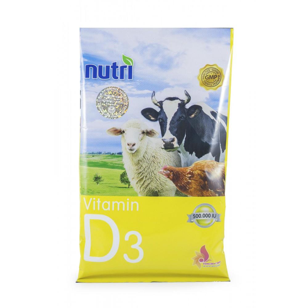 Nutri Vitamin D3 500.000 IU 250 gr