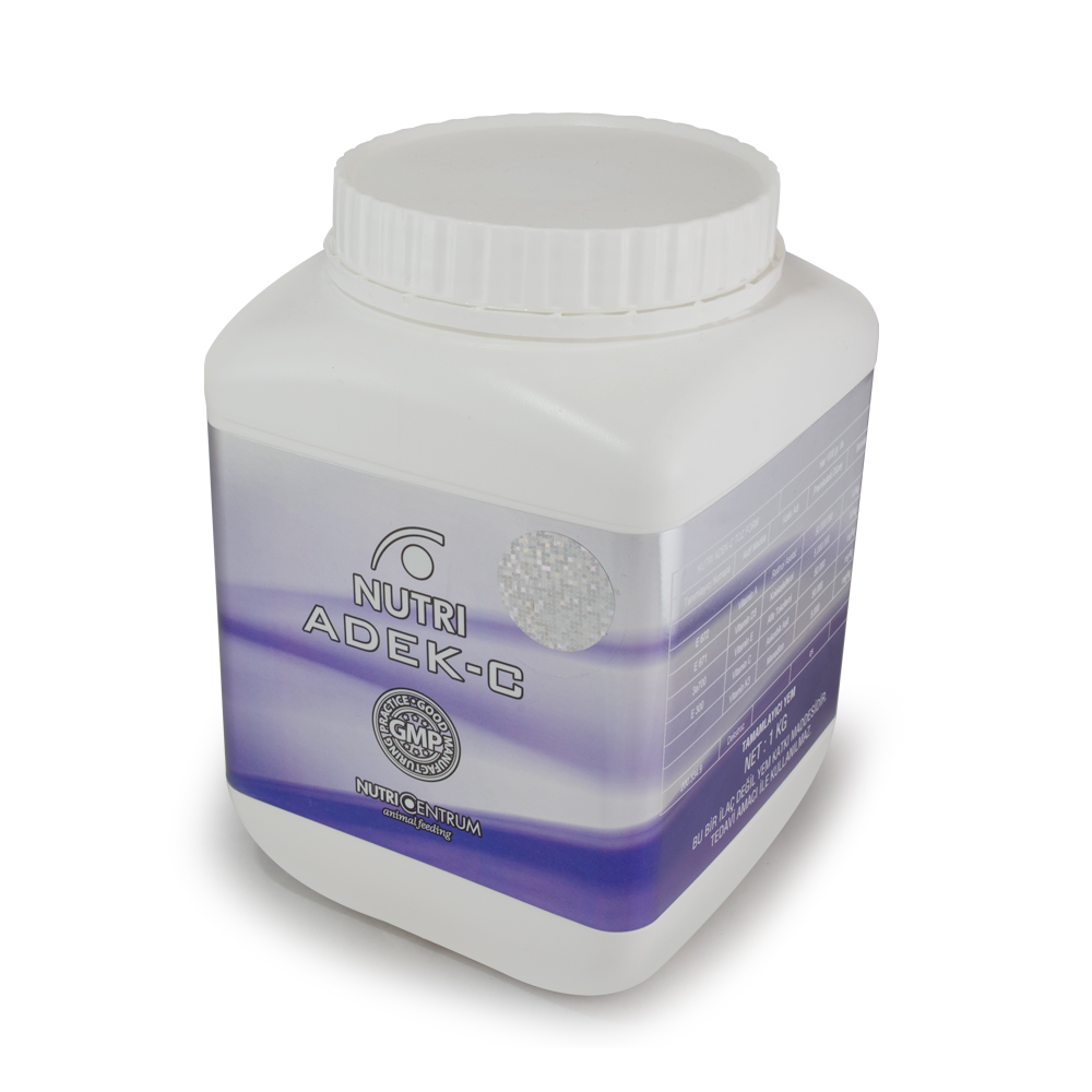 Nutri ADEK-C Suda Eriyen Toz Vitamin 1 Kg