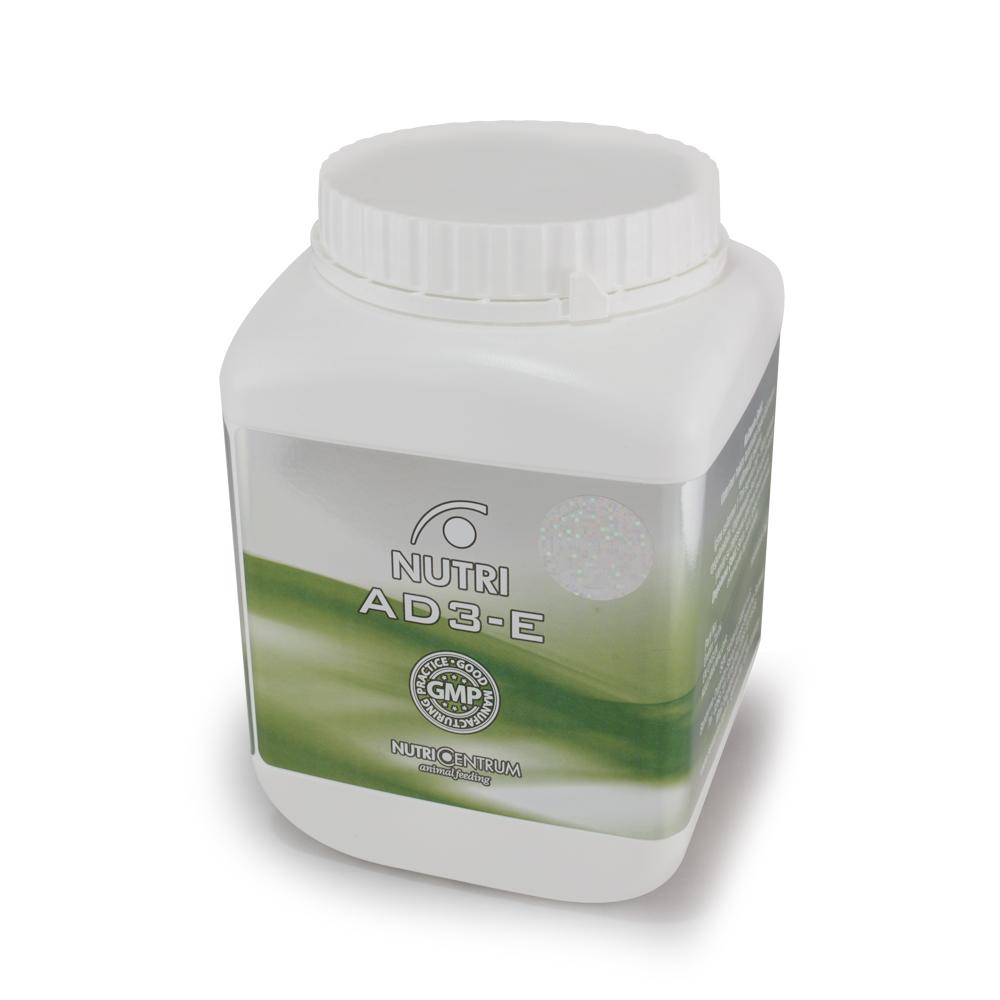 Nutri AD3-E Suda Eriyen Toz Vitamin 1 Kg