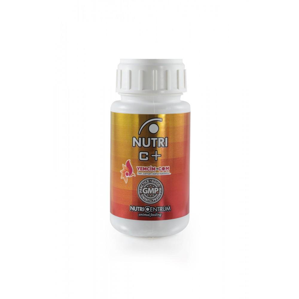 Nutri C + Suda Eriyen Toz Vitamin 100 gr