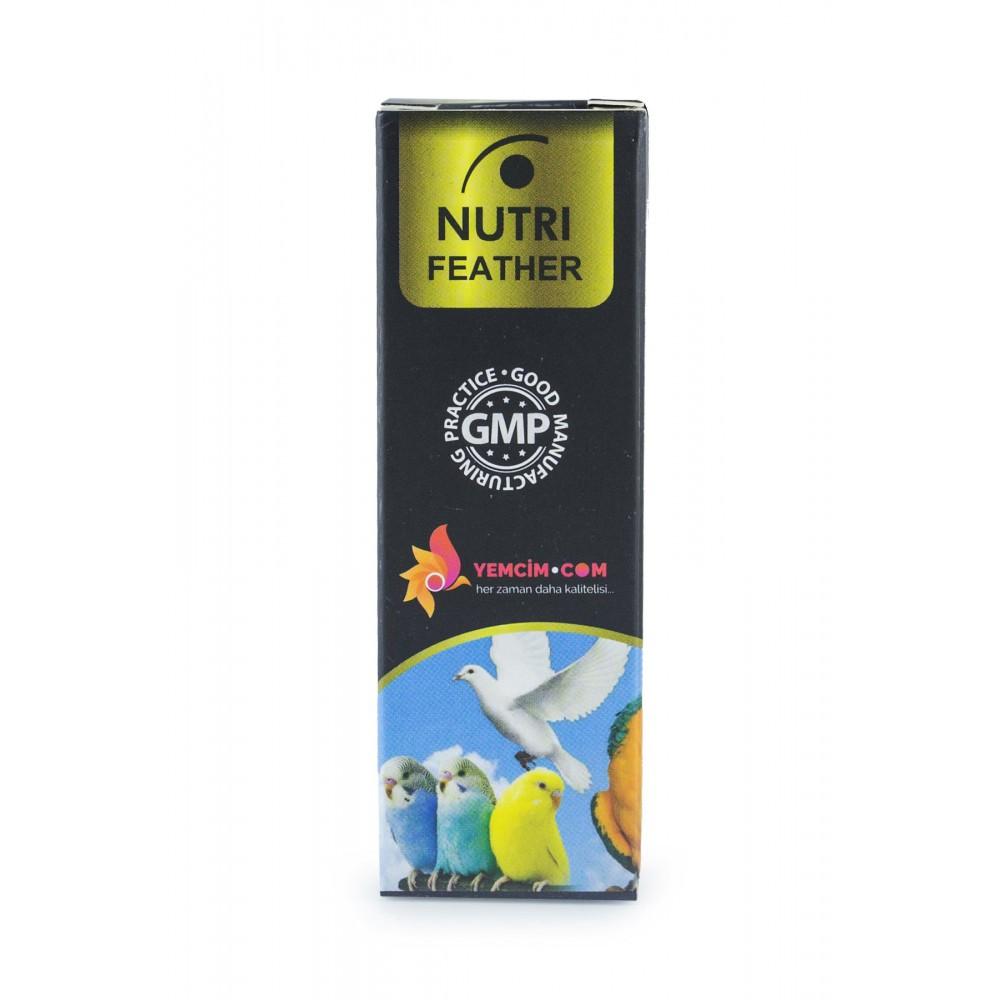 Nutri Feather Tüy Bakım Vitamini 30 ml
