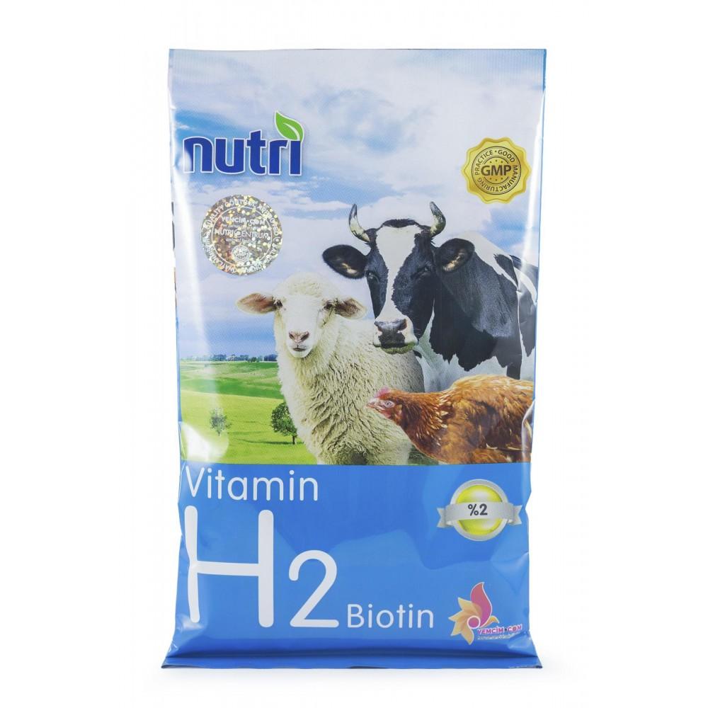Nutri Vitamin H2 %2 250 gr